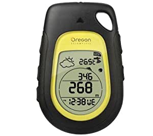 OREGON SCIENTIFIC Receptor GPS senderismo GP123