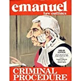 Criminal Procedure, Emanuel, Steven L., 1565420519