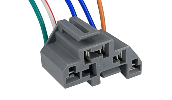 [FPWZ_2684]  Amazon.com: Pico 5739PT 1985-On Ford Turn Signal Switch Harness Five Lead  Wiring Pigtail: Automotive   Ford Turn Signal Switch Wiring      Amazon.com