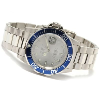 Invicta Men's Swiss Quartz Pro Diver Stainless Steel Watch -  J174469-00466-00241