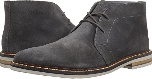 cheap view Bostonian Men's Dezmin Mid Chukka Boot Grey Suede cheap sale collections outlet cheap authentic perfect online Zrfdt