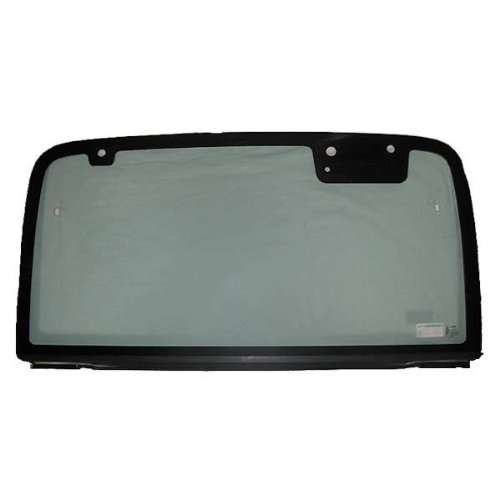 - PPR Industries 309903 97-02 Rear Back Glass Window Without Defrost For 97-02 1997-2002 Jeep Wrangler Hardtop