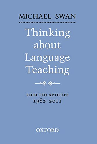 Thinking About Language Teaching (Oxford Applied Linguistics)