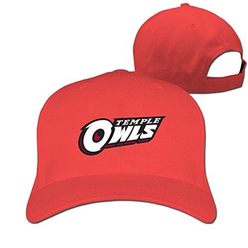 adult-temple-owls-baseball-hat-fishing-visor-cap-6-colours