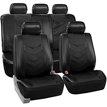 Amazon FH GROUP FH PU021115 SEAT Synthetic Leather Full Set
