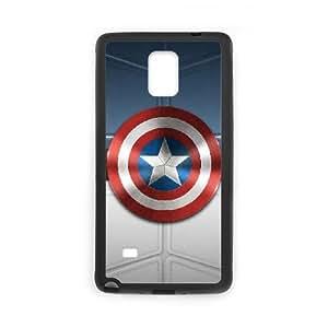 Samsung Galaxy Note 4 Captain America pattern design Phone Case