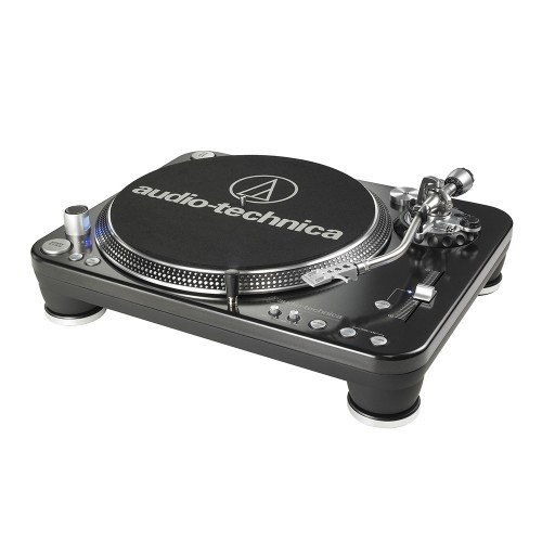 Audio Technica AT-LP1240-USB Direct Drive DJ Turntable by Audio-Technica