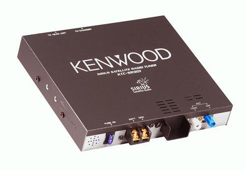 [Kenwood Digital Satellite Tuner (KTC-SR901)] (Kenwood Sirius Satellite Tuner)