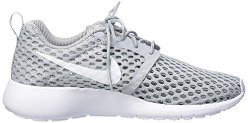 GS White Wolf Mädchen Grey Nike Grigio Weight Grey Grau Turnschuhe Wolf White Roshe One Flight gPgwxXRq