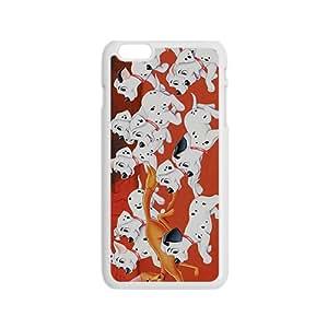 EROYI 101 Dalmatians Case Cover For iPhone 6 Case
