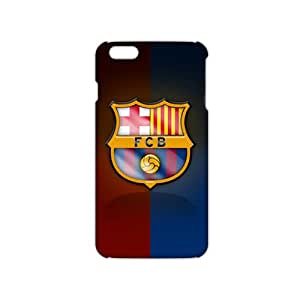 Futbol Club Barcelona 3D Phone Case for iPhone 6