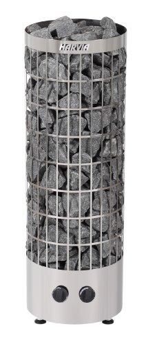 Harvia Cilindro 9kw HB Sauna Heater w/ Stones by Harvia