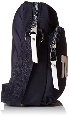 body tommy Nylon Navy Bag Hilfiger Women's Crossover Blue Tommy 413 Cross gOZFWq