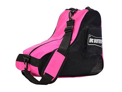 Epic Premium Pink Roller Skate / Ice Skate Bag Model: by EPIC (Image #1)