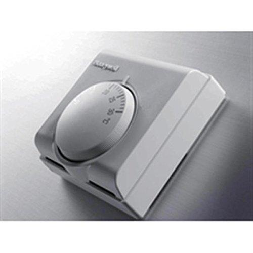 Honeywell T6360B1002 - Termostato Analógico De Ambiente 230V, Spdt, T/N, 10...30ºc, Anticipador Térmico: Amazon.es: Bricolaje y herramientas