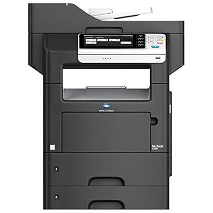 Konica Minolta Bizhub 4750 Copier Printer Scanner