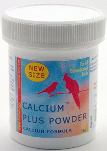Zoo Med Avian Calcium - Calcium Plus Powder (1 Ounce)