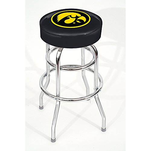 IMPERIAL INTERNATIONAL IOWA HAWKEYES BAR STOOL by Imperial