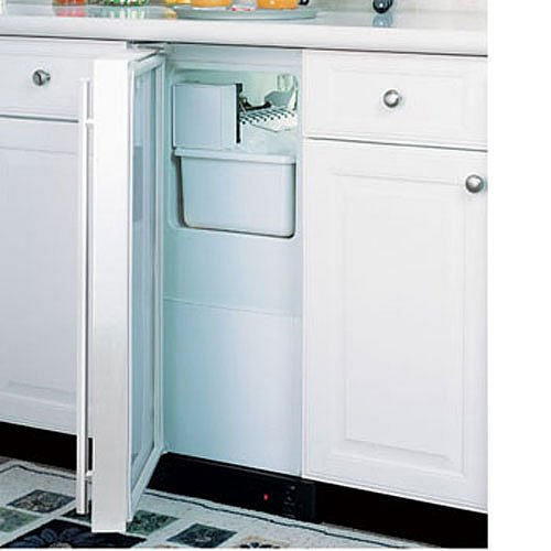 AGA Marvel 3OiMT-SS-F-L Outdoor Clear Ice Machine, Stainless Steel Cabinet and Left Hinge Stainless Steel Door,...