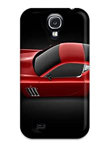 Hot ZTilBDO6471yNZGb Ferrari Desktop Tpu Case Cover Compatible With Galaxy S4