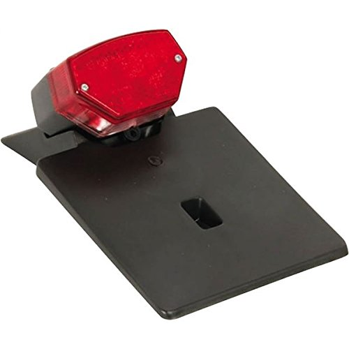 Tail Sport Black (Acerbis 2082600001 Dual Sport Black Tail Light)