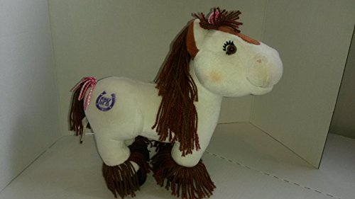 Cabbage Patch Kids Horse Pony Plush Cream Light Brown CPK 2005 Stuffed Animal - Cabbage Patch Pony