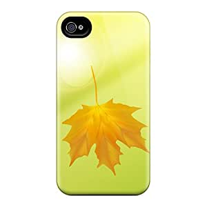 For Favorcase Iphone Protective Cases, High Quality For Iphone 6 Maple Leaves Change Skin Cases Covers