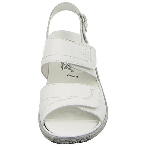 Weiß Garda Damen Weiß Waldläufer 131792 Sandaletten Sandalette Komfort 210001 150 186 vOPwIPq
