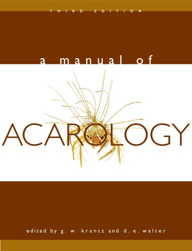 A Manual of Acarology: Third Edition