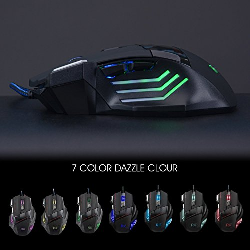 413Wi6UOhZL - Rii-Professional-7Colors-LED-Optical-5500-DPI-Button-USB-Wired-Gaming-Mouse-Mice-for-gamer-Adjustable-DPI-5500DPI3200DPI2400-DPI-1600-DPI-1000-DPI-For-Pro-GamerComputer-Laptop