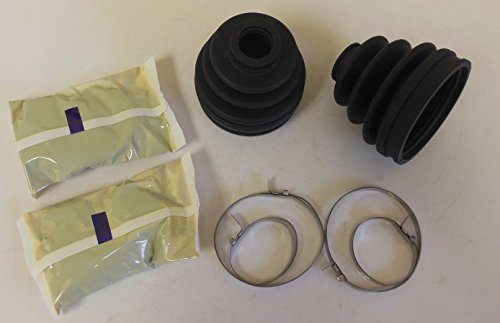 Repair kit with Clamps and Grease 4WD vehicles (2005 Outer Cv Joint)