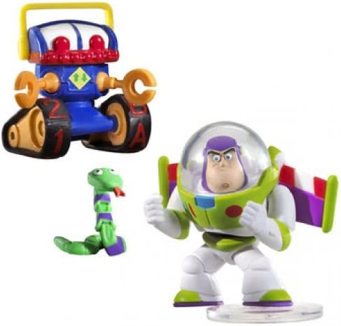 Toy Story 2 Figura de Amigos Pack - Space Ranger Buzz Lightyear ...