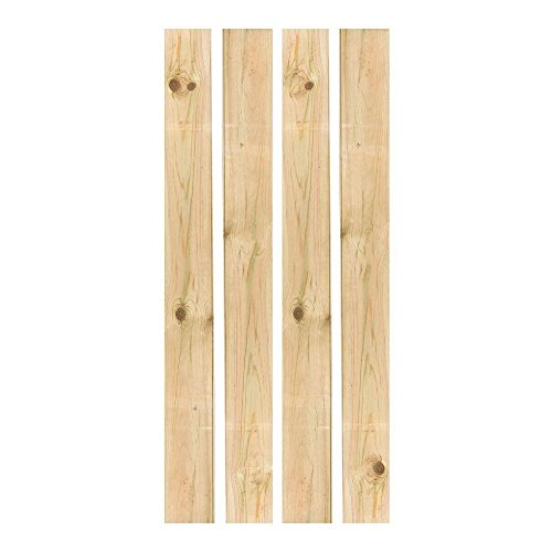 5-8-in-x-5-1-2-in-x-5-ft-moulded-pine-flat-top-fence-picket-4-pack