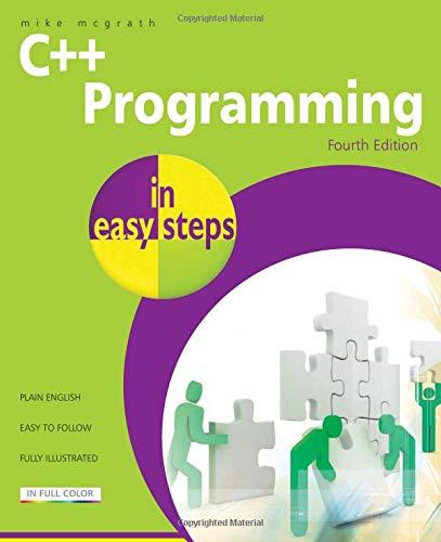 C++ Programming in easy steps (C Programming Easy Steps)