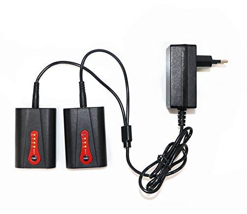 Plantillas Calefactables t/érmica Plantillas operativos bater/ía 4/niveles de C/álido /47 lavable tama/ño: 36/