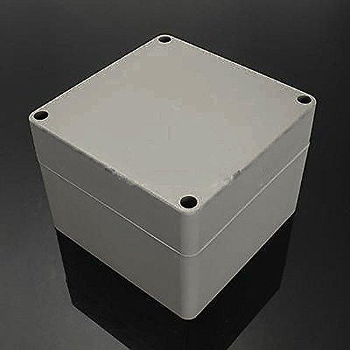 120x120x90mm - Waterproof Plastic Electronics Project Box Enclosure Instrument Case