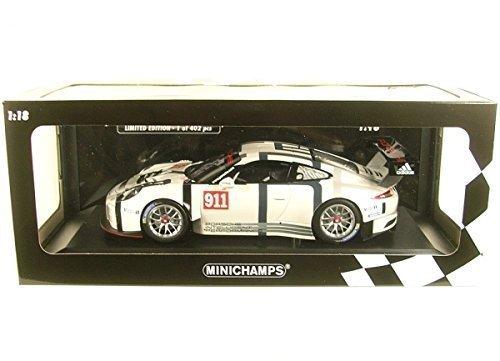 Porsche 911 GT3 R, 2015, Model Car, Ready-made, Minichamps 1:18 -