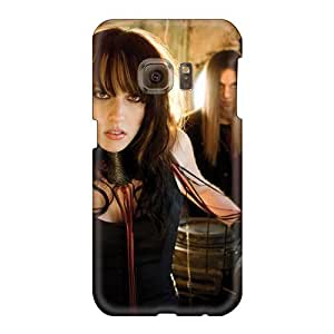 Samsung Galaxy S6 JYK15615XJSm Allow Personal Design Nice Maria Brink Band Pattern Great Hard Phone Cases -SherriFakhry