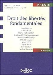Droit des libertés fondamentales 2007