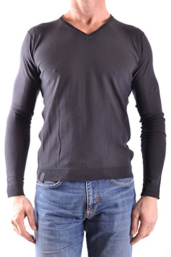 Fred Mello Men's MCBI380010O Grey Cotton
