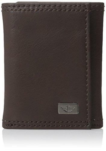 dockers-mens-grady-trifold-wallet-brown-one-size