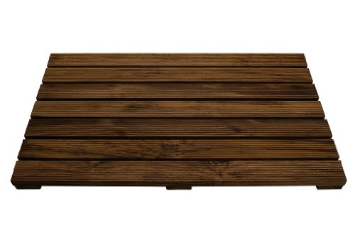 Conair Home Acacia Wood Shower Mat (Mat Bath Conair Spa)