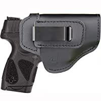 IWB Holster Fits:Taurus G2C / G2S / TH9c Compact/Millennium G2 / 709 740 Slim - Inside Waistband Concealed Carry Pistols Holster