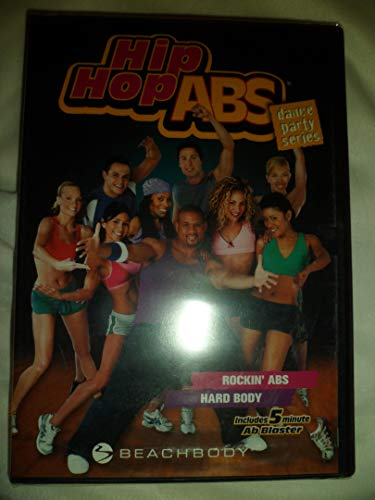 Hip Hop Abs DVD Workout - Rockin' Abs and Hard Body Shaun T's (DVD)