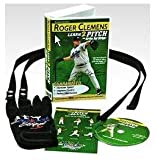 Roger Clemens Learn 2 Pitch w/ Strike Out Strippz Glove (Adult)