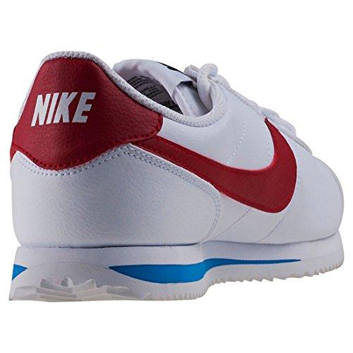 SL Kind blau weiß VARSITY Cortez Nike weiß Basic WHITE RED VARSITY GS Laufschuhe BLACK ROYAL rot schwarz gwHRTEq