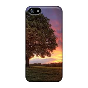 Awesome Case Cover/iphone 5/5s Defender Case Cover(stunning Sunset)