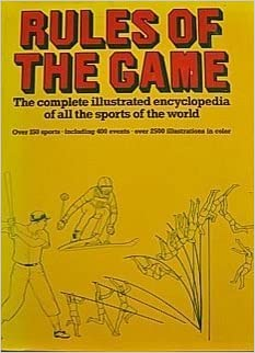 Sports Rules Encyclopedia