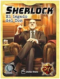 GM Games- Sherlock: El Legado del Don. Serie Q3 (GDM Games GDM2078 ...
