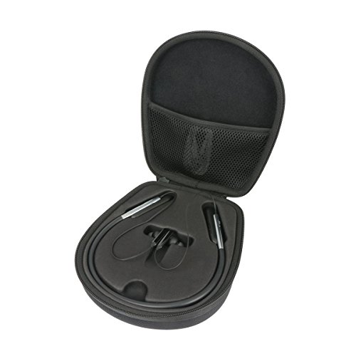 Khanka Hard Travel Case Replacement for New Samsung U Flex Bluetooth Wireless in-Ear Flexible Headphones/Microphone EO-BG950